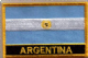 Flag Patch - Argentina 09